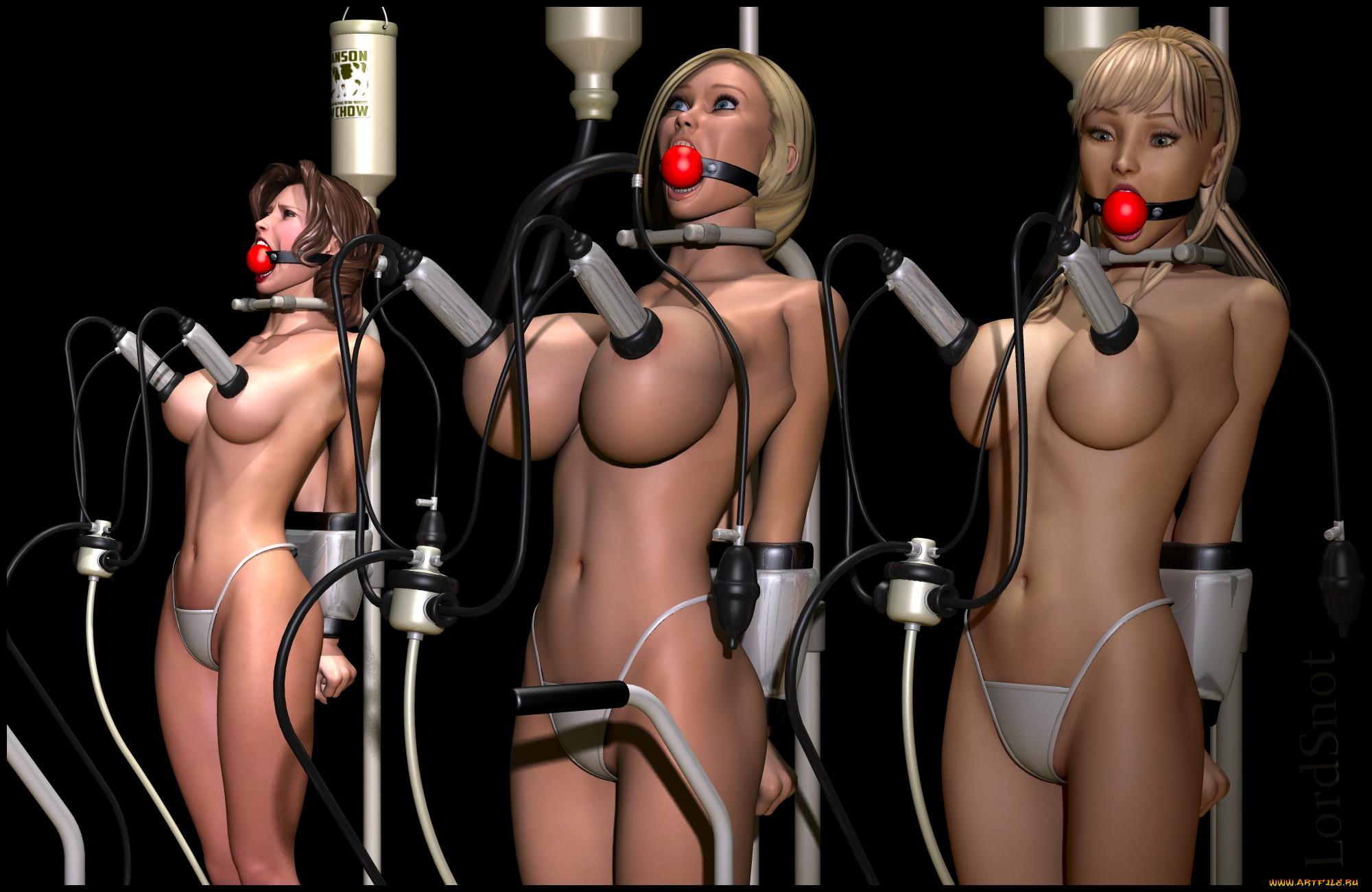 Milking erotic